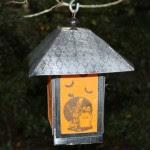 Side 1 - Lantern in daylight