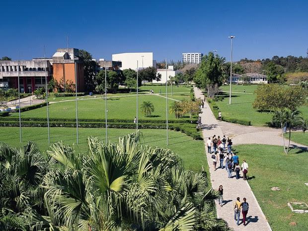 Resultado de imagem para campus da ufes