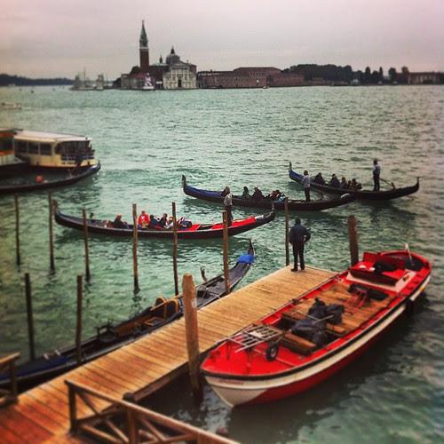 Last day in Venice.