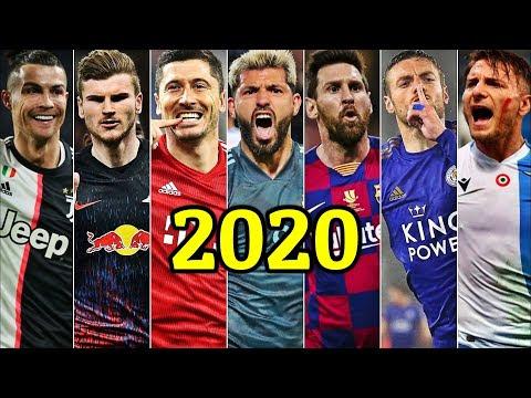 أفضل 10 مهاجمين جلادييين في العالم 2020 ● رونالدو ●...