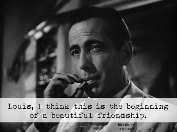 Quotes About Casablanca Film 25 Quotes