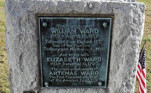 William WARD by midgefrazel