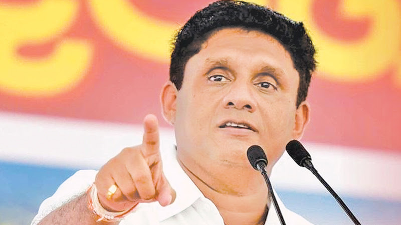 President will not allow the return of state terror - Sajith
