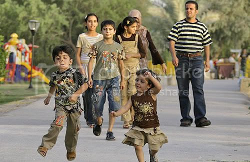 Iraq Calm