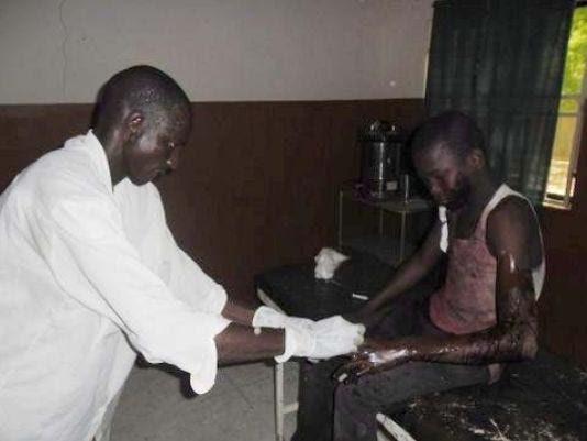 nigeria violence