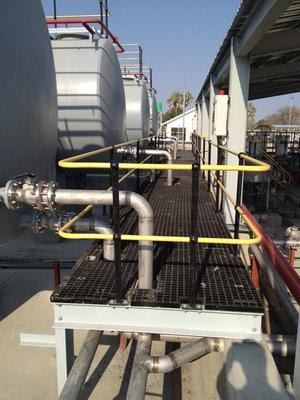 Maun Fuel Facility