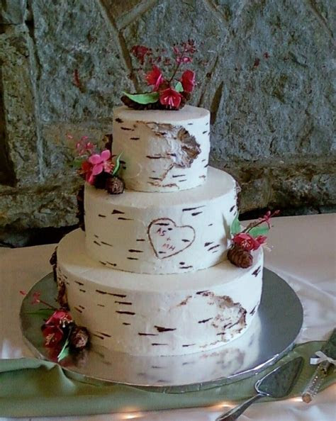Best 25  Tree wedding cakes ideas on Pinterest   Rustic