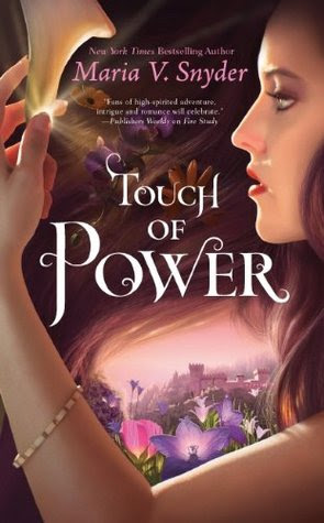 Touch of Power (Healer, #1)