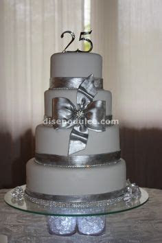 25th wedding anniversary decorations   Cakes and Cakes