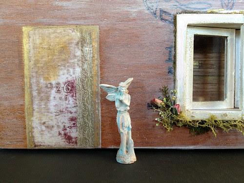 Madeline Shabby Fairy House