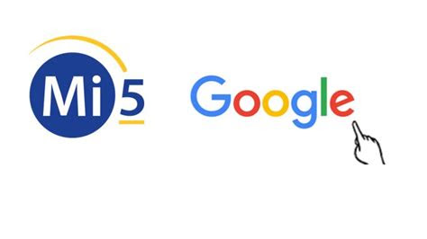 mi print  google introduce  logo designs evoking