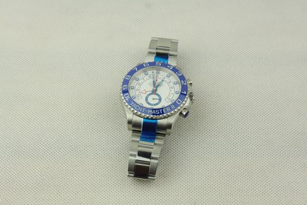 Rolex YachtMaster 2 Steel Watch Replica