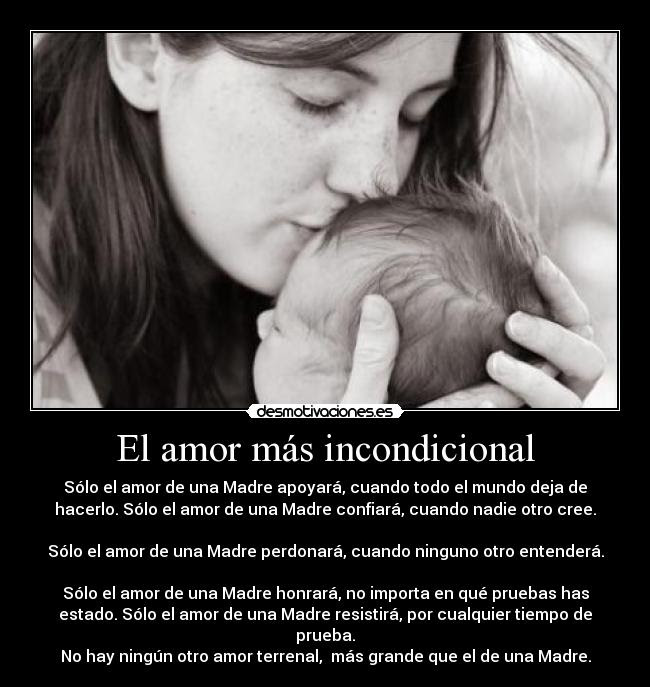 El Amor Mas Incondicional Desmotivaciones