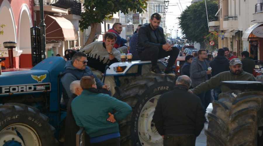 Ζάκυνθος: Οργή αγροτών κατά ΟΠΕΚΕΠΕ για επιδοτήσεις