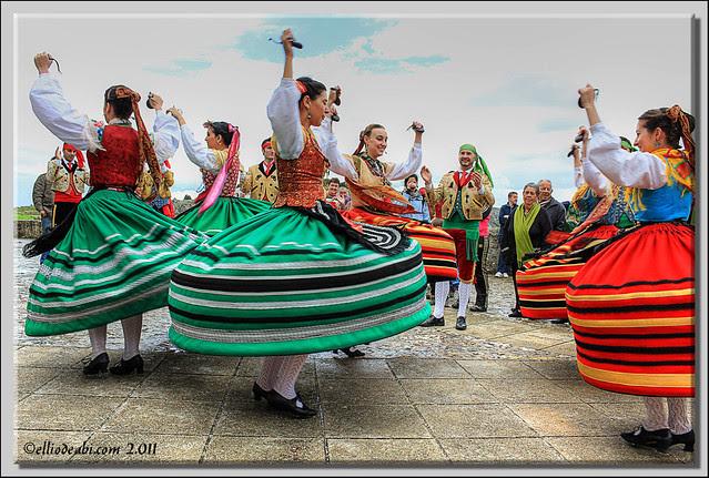 Danzas en Santa Casilda 5