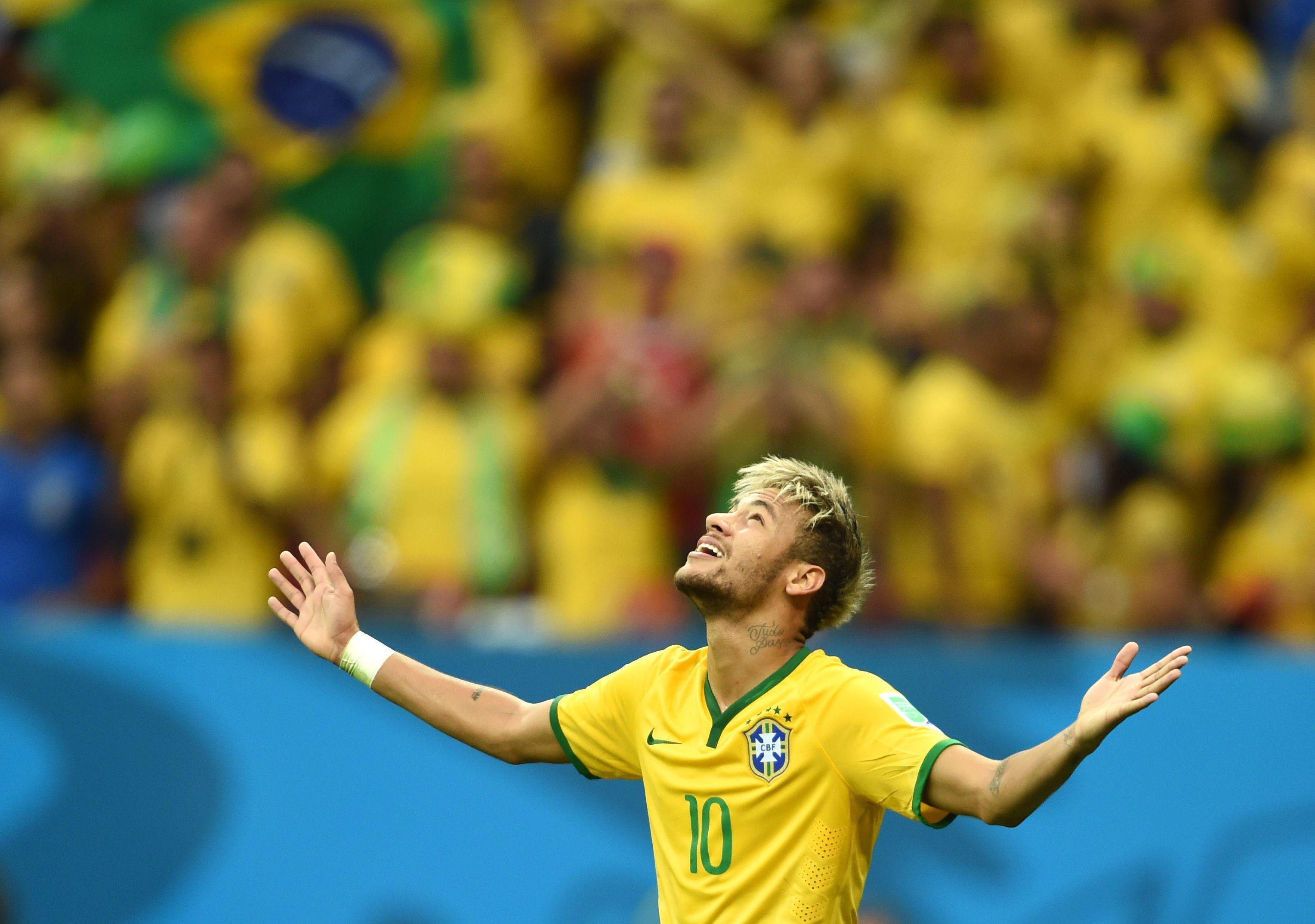 2016 Fifa Brazil Neymar 3D Wallpapers - Wallpaper Cave