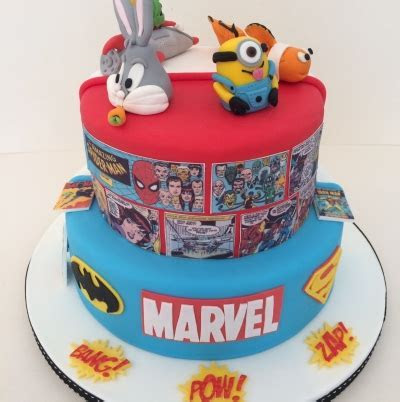 2 tier double sided cake   comics view