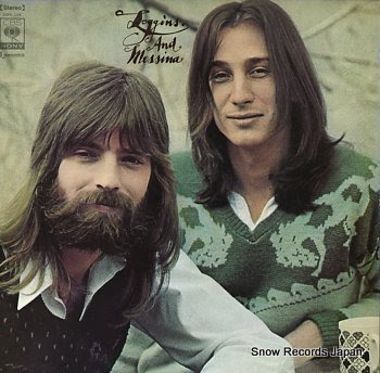 LOGGINS, KENNY AND JIM MESSINA loggins and messina