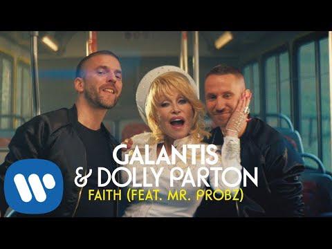 Galantis & Dolly Parton - Faith feat. Mr. Probz [Official Music Video]