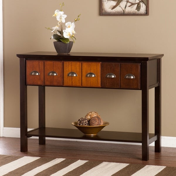 Harper Blvd Heloise Apothecary Console/ Sofa Table - 17721059 - Overstock.com Shopping - Great ...
