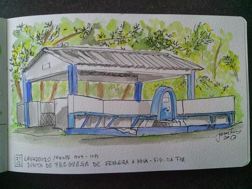 Lavadouro em Ferreira by JMADesigner