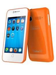 Alcatel OneTouch Fire C é um dos smartphones com Firefox OS. Foto: Divulgação