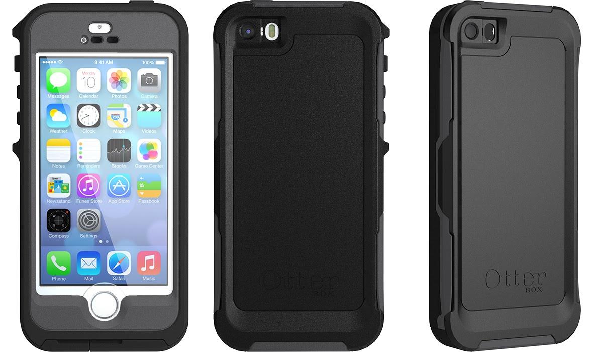 OtterBox unveils Preserver series of iPhone 5/5s/5c waterproof ...