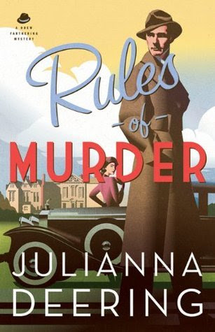 Rules of Murder (Drew Farthering Mystery #1)