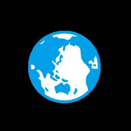 地球 フリーのアイコンイラスト素材サイトアイコンサーファー
