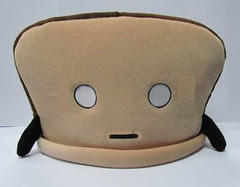Mr Toast Hat
