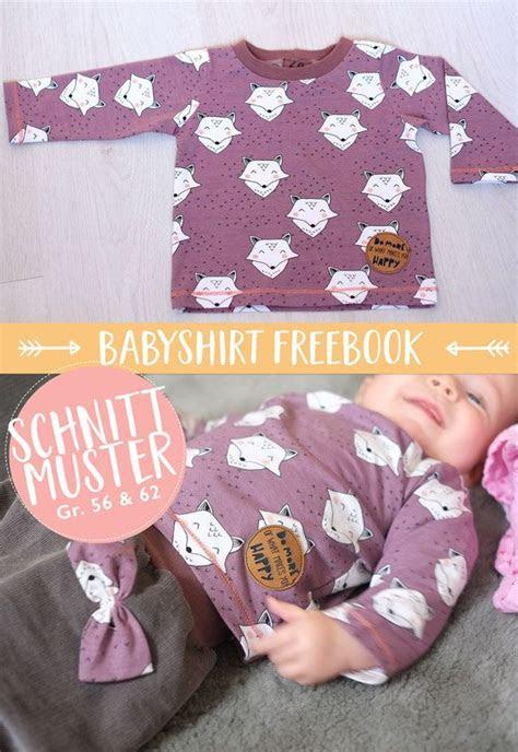 lybstes freebook babyshirt gr   gratis
