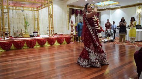 Indian Wedding Dance Performance! (Surprise Ending