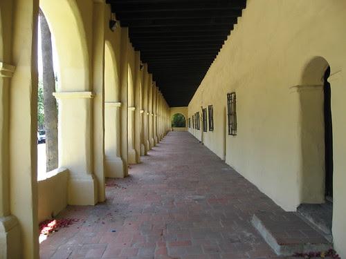 San Fernando Mission - Convento