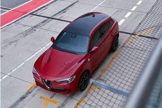 Alfa Romeo Suv Stelvio Lease