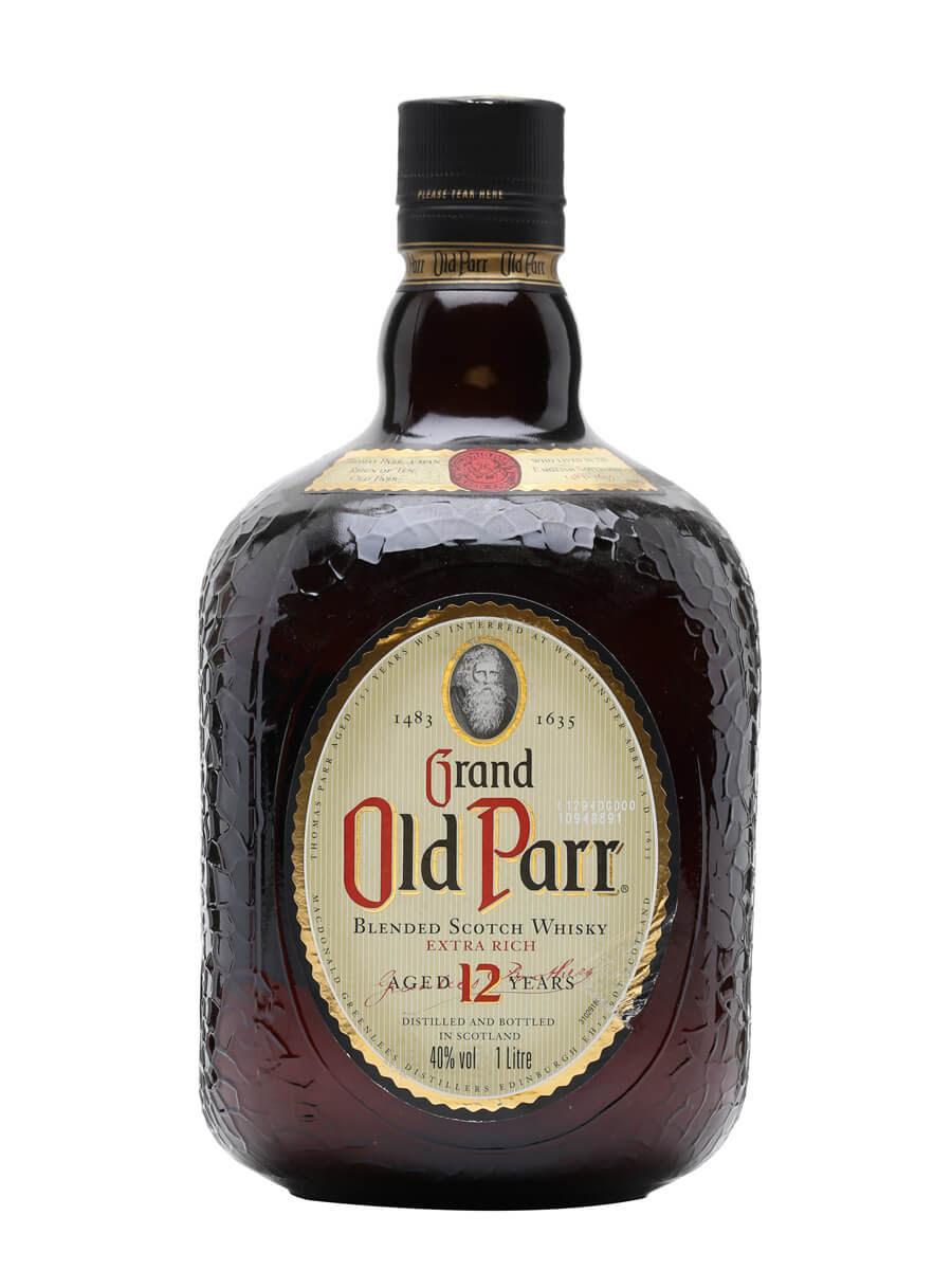 Grand Old Parr Tasting Notes