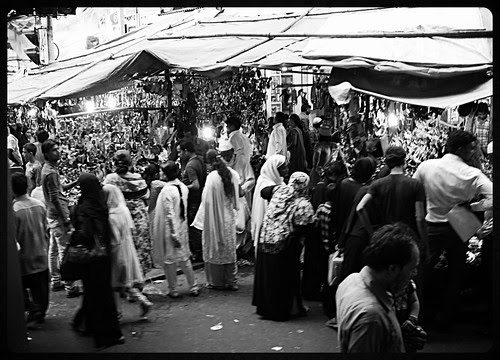 In Another Two Or Three Weeks Muslim Women Will Go On A Rampage - Ramzan Eid Shopping by firoze shakir photographerno1