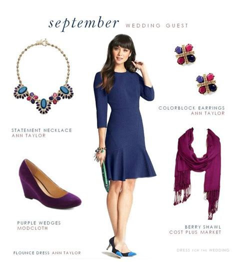 How to Dress for an Outdoor Fall Wedding   Wedding Guest