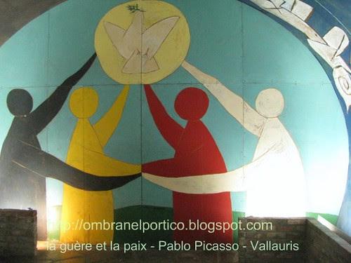 Pablo Picasso: la guère et la paix - Vallauris