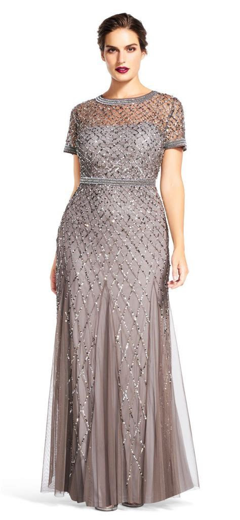 24 Plus Size Long Wedding Guest Dresses {with Sleeves  </div><div class=