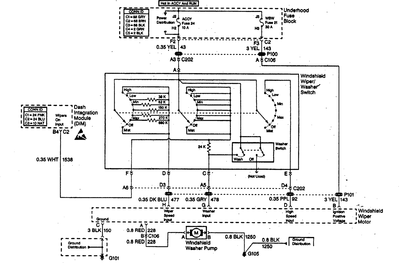 2000 Cadillac Deville Wiper Motor Wiring Diagram 2003 Expedition Fuse Box Diagram Wiringdol Jeanjaures37 Fr