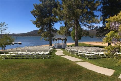 big bear lake weddings  big bear lake ca
