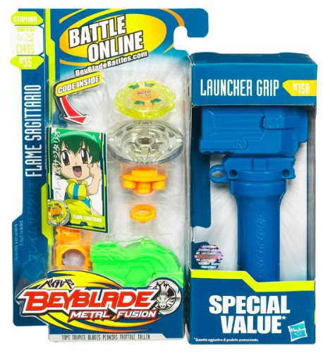Beyblade Metal Fusion Value Pack - US Cheap Games and Toys