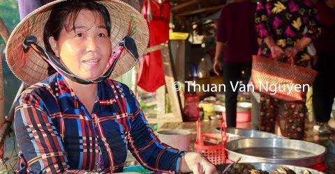 Vietnam || Chau Thanh Rural Market || Tra Vinh Province