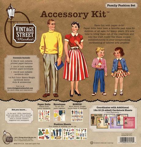 Family Fashion Accessory Kit