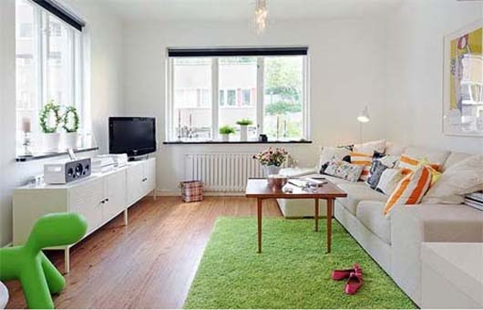 studio apartments and small living spaces | www.