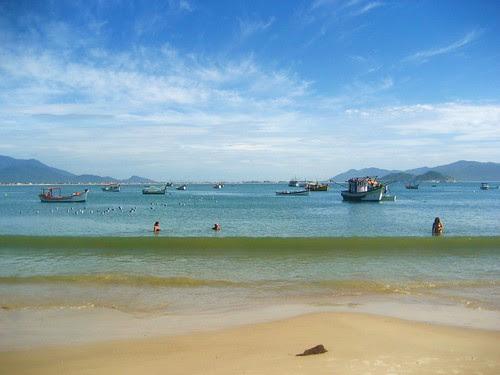 Praia da Pinheira