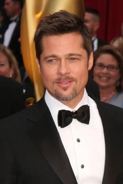 Brad Pitt — Foto de Stock #12945914