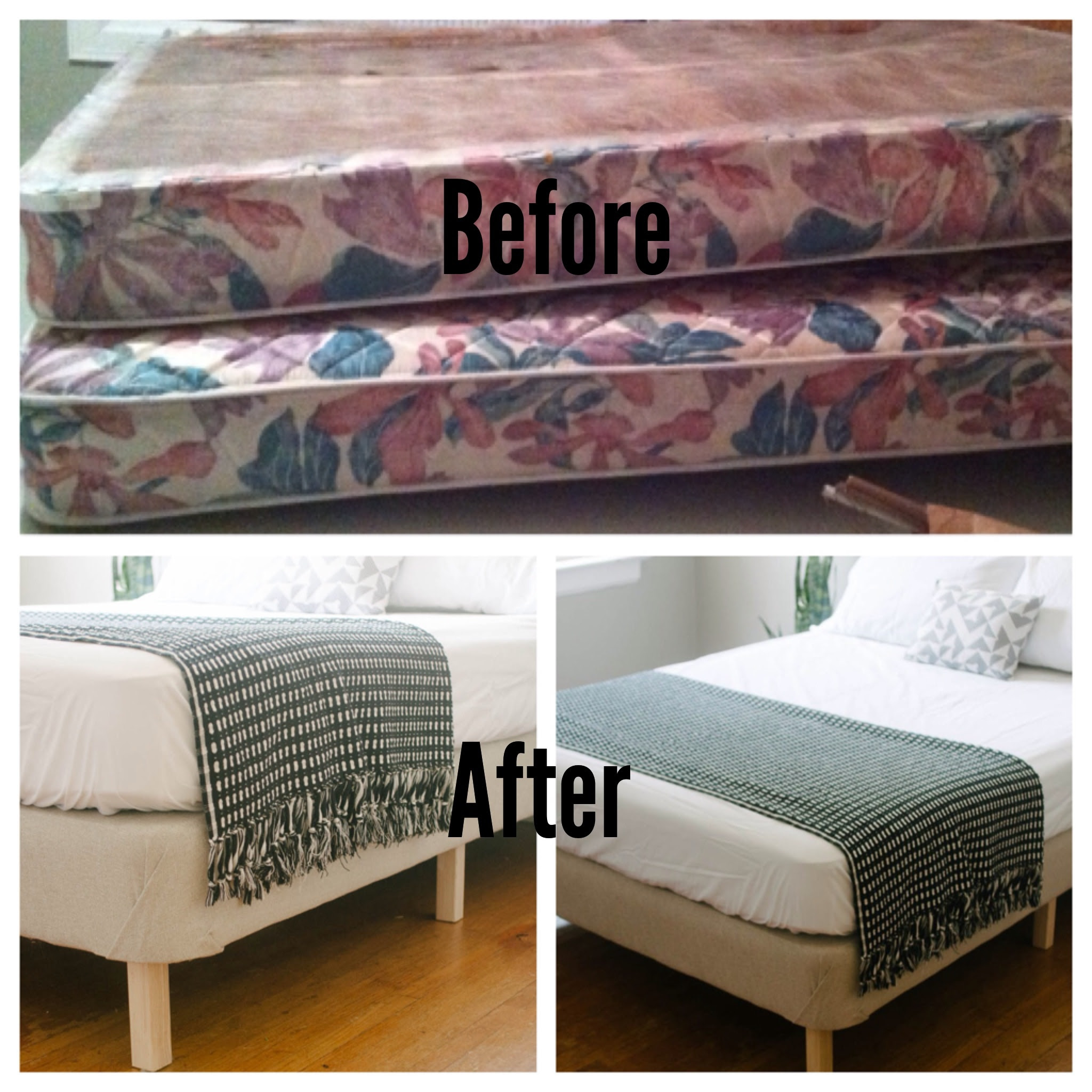 Simple is Better: A DIY Modern Bed