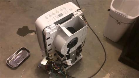 dehumidifier repair hisense  pint youtube