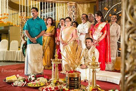 Kerala Malayalee Wedding Ceremony in Putrajaya: Girish